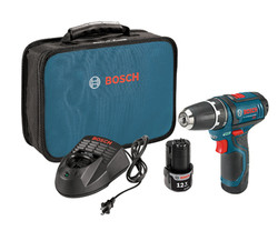 Bosch -  12V Max 3/8 In. Drill Driver Kit - PS31-2A