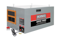 King - INDUSTRIAL AIR CLEANER WITH REMOTE CONTROL - KAC-1400