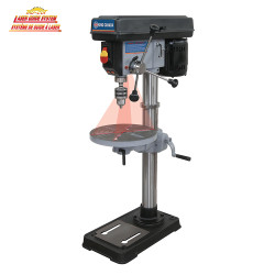 "King -  13"" BENCH DRILL PRESS WITH DUAL LASER GUIDE SYSTEM - KC-116N"