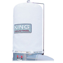 King -  Felt Upper Dust Collector Bag - KDCB-4043T-1MIC
