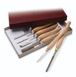 Robert Sorby 67HS - Turning Tool 6 Piece Set