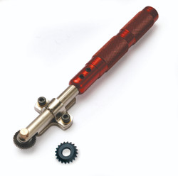 Robert Sorby 370A - Modular Micro Spiralling Tool and Handle Set