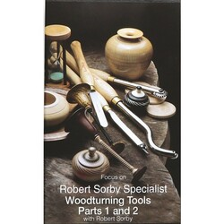 Robert Sorby RSDVDST - Specialist Tools DVD
