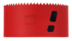 """MK Morse MHS72 - BiMetal Hole Saw 4-1/2"""""""