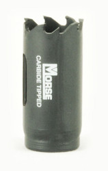 "MK Morse MHST17 - Carbide Tipped Hole Saw 1 1/16"""