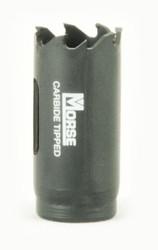 "MK Morse MHST22 - Carbide Tipped Hole Saw 1 3/8"""