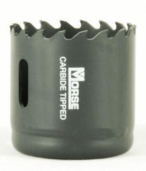 "MK Morse MHST41 - Carbide Tipped Hole Saw 2 9/16"""