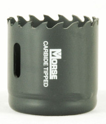 "MK Morse MHST44 - Carbide Tipped Hole Saw 2 3/4"""