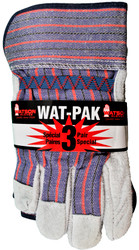 Watson 9104X3 - Watpak 3Pk Econo Split Combo Lined