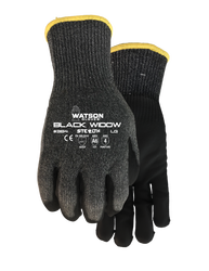 Watson Stealth 384 - Stealth Black Widow Ansi A6 - Medium
