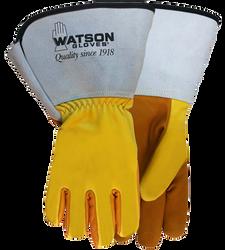 Watson Storm 407G - Storm Glove Oil Resistant W/Gauntlet Cuff - Medium