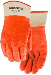 Watson 7342 - Foamtastic Raised Finish Orange Pvc