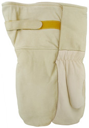 Watson White Out 9200I - White Out Sherpa Lined Gnt Mitt - Large