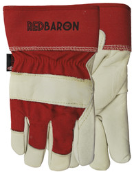 Watson 94002 - Red Baron Sherpa Lined - Medium