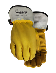 Watson Storm 9407CR - Ice Storm C100 Oil Resistant W/Doug Cuff & Cut Shield - Double eXtra Large (2XL)