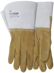 Watson Heat Wave 9525T - Buckweld Gauntlet Thins Lined - Size 9