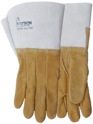 Watson Heat Wave 9525T - Buckweld Gauntlet Thins Lined - Size 10