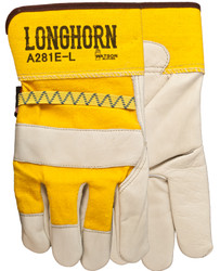 Watson A281E - Longhorn Full Grain Leather Combo - Large