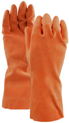 Watson 360° Total Coverage 400 - 360 Degree Orange Latex 28MIL - Size 10