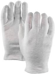 Watson 501 - Maitre'D White Cotton - Large