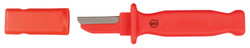 Wiha 15003 - Insulated Cable Stripping Knife 50mm