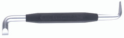 Wiha 20715 - Slotted Offset Screwdriver With Handle