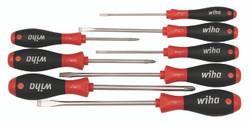 Wiha 30298 - SoftFinish® Screwdriver 8 Pc. Set
