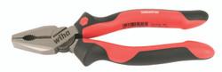 "Wiha 30901 - Industrial SoftGrip Combo Pliers 6.3"""