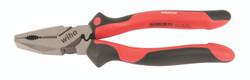 "Wiha 30912 - Industrial SoftGrip Linemans Crimper 9"""