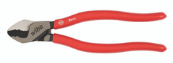 """Wiha 32602 - Soft Grip Cable Cutters 7.9"""""""