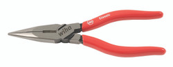 "Wiha 32618 - Soft Grip Long Nose Pliers 6.3"""