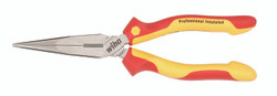 """Wiha 32806 - Insulated Long Nose Pliers 6.3"""""""