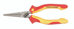 """Wiha 32870 - Insulated Round Nose Pliers 6.3"""""""
