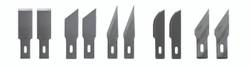 Wiha 43097 - Assorted Blades for Universal Scraper