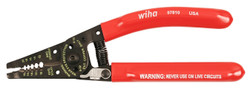 "Wiha 57810 - Wire Stripping Pliers 7.25"""