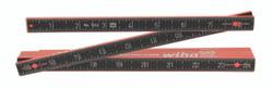 Wiha 61606 - Composite Folding Ruler Metric & Inch
