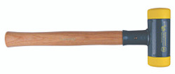 Wiha 80045 - Dead Blow Hammer 35 Oz Hickory