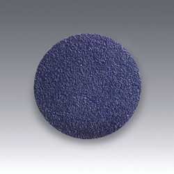 "Sia Abrasives - 9"" PSA Zirconia Sanding Disc 100 Grit"