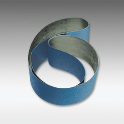 "Sia Abrasives - 1""W x 42""L Zirconia Sanding Belt 80 Grit"