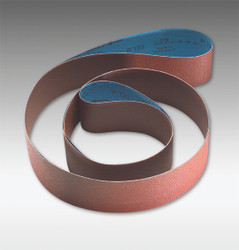 "Sia Abrasives - 1""W x 42""L Sanding Belt 120 Grit"