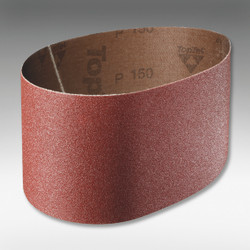 "Sia Abrasives - 2-1/2""W x 14""L Sanding Belt 100 Grit"