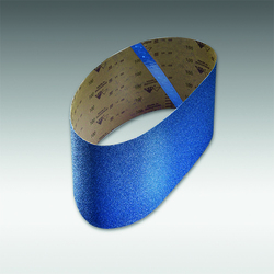 "Sia Abrasives - 4""W x 36""L Zirconia Sanding Belt 80 Grit"