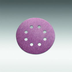 "Sia Abrasives - 5"", 8 hole Velcro Sanding Disc 150 Grit 10Pcs/Pack"