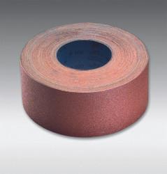"Sia Abrasives - 3"" Sanding Roll, Cloth Back, 55 yards, 100 Grit"