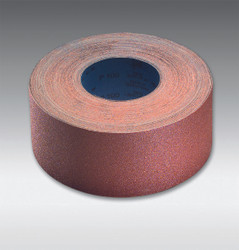 "Sia Abrasives - 4"" Sanding Roll, Cloth Back, 55 yards, 120 Grit"