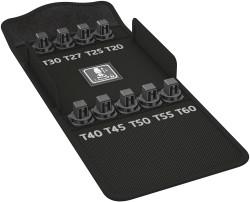 Wera 05136453001 - Textile Box 8767 C Tx Hf 9Tlg Tool Bag, Empty