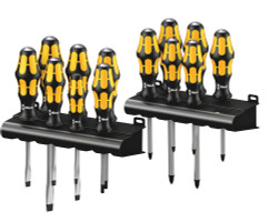 Wera 05133285001 - Kraftform Big Pack Serie 900 S/Driver Set 15 Pcs.