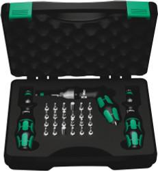 Wera 05074739001 - 7440/41/42 Set Torque Screwdriver