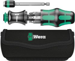 Wera 05051023001 - Kraftform Kompakt 22 Combi-Driver With Magazine