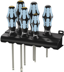 Wera 05032061001 - 3334/3355/6 Screwdriver Set